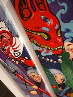 Canvas by Munich, Germany Graffiti Canvas Art, B Rain, Magic City, Munich Germany, Graphic Design Branding, Spray Painting, Street Art, Artist, Artwork