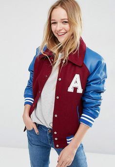 That 'A' is for awesome and for ALL winter, which is when you'll be wearing it with jeans, silky slip dresses and chill-day joggers