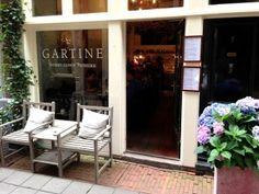 Gartine Amsterdam best address for High Tea in Amsterdam - afternoon tea