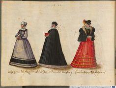 Women of Leipzig, 1576