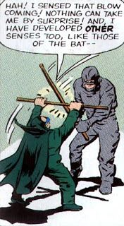 """Your superior intellect is no match for my puny weapon!"" Mole Man v the Fantastic Four in Fantastic Four Art by Jack Kirby. Mole Man, Fantastic Four 1, Comic Art, Comic Books, Classic Comics, Jack Kirby, Golden Age, Weapon, Marvel Comics"