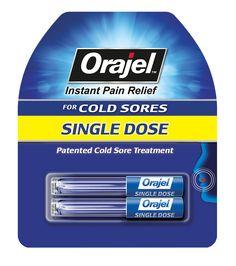 Orajel Single Dose