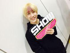 [24.02.16] Astro selca from Show Champion - JinJin