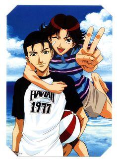 Golden Pair (Oishi Shuichiro & Kikumaru Eiji) - Prince of tennis Prince Of Tennis Anime, Me Me Me Anime, Cosplay, Pairs, Otaku, Naruto, Nerd, Kawaii, Ship