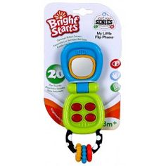 -4 buttons light up and play fun sound effects -Helps develop baby's senses-Age group: 0-1.5 years
