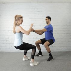11 workouts you can do with your boyfriend- CosmopolitanUK workout routine at home Fitness Workouts, Buddy Workouts, Fun Workouts, At Home Workouts, Workout Exercises, Couples Workout Routine, Couple Workout, Workouts For Couples, Paar Workout