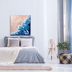 Bild könnte enthalten: Schlafzimmer und Innenbereich    #Regram via @www.instagram.com/p/B2vdFttgIc4/ Modern Art, Contemporary Art, Mixed Media Art, Pop Art, My Arts, Blanket, Living Room, Wall Art, Interior