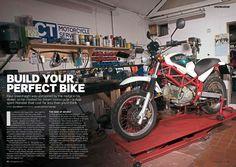 il Bastardo - Ducati Monster big traillie - Page 9