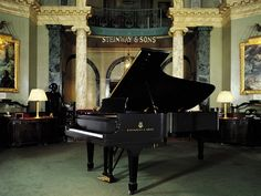 One of the modern historical sites of classical music will be bidding the world farewell in the near future. Steinway Hall, the 90 year old home of Steinway & Sons pianos will become something different this year.