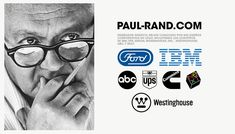 En Facebook me encontré con un buen post donde se destaca el trabajo de grandes diseñadores que dedicaron buena parte de su carrera a crear algunos de los mejores logotipos que el mundo ha visto.