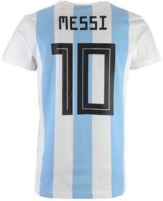 44192ffff adidas Men s Lionel Messi Argentina National Team Player T-Shirt Messi  Argentina