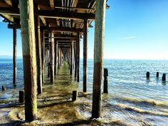 Magical place #capitola #beach #ocean