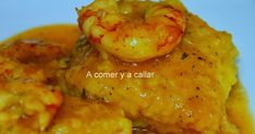 Cocina – Recetas y Consejos Fish Recipes, Seafood Recipes, Mexican Food Recipes, Great Recipes, Healthy Recipes, Ethnic Recipes, Recipies, Tapas, Spanish Dishes