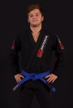 Kimono Jiu-jitsu PRO-FIGHT Preto - Produtos