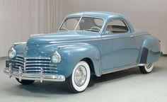 1941 Chrysler Royal Business Coupe