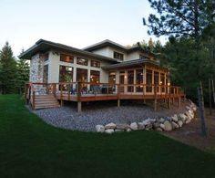 prairie style home - very nice
