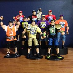Updated John Cena Elite Figure pic