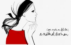 a natural woman garance dore illustrations