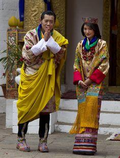 King/ Queen of Bhutan
