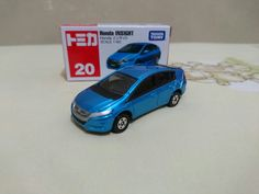 Tomica no. 20 Honda Insight