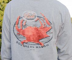 Southern Marsh Collection — Southern Marsh Crab Boil Festival - Long Sleeve