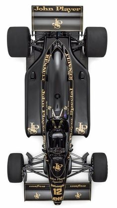 Lotus F1 - John Player Special (JPS)