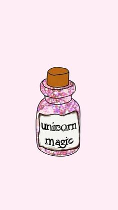 Just Take Out Your Bottle Of Unicorn Magic And Everything Will Be Okay