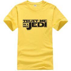 Star Wars Trust Me I'm A Jedi Printed Mens T Shirt