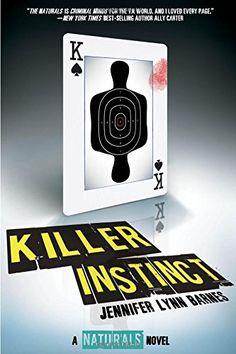 Killer Instinct ((The Naturals #2)) by Jennifer Lynn Barnes http://www.amazon.com/dp/1423171829/ref=cm_sw_r_pi_dp_9PMQwb0Q9MWSY