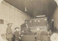 """""""Appears to be taken during some kind of benefit. The customers are throwing rings. On the wall at the left, a partially visible sign says some thing about """"Benefit"""" and Brownwood."""" - Bruce D. Brownwood Texas, Old Photos, Vintage Photos, Brown County, Texas History, General Store, Barber Shop, Beautiful Places, April 14"""