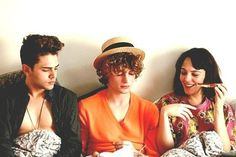 Les amours imaginaires - Xavier DOLAN (Xavier Dolan, Niels Schneider, Monia Chokri)