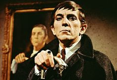 Jonathan Frid known from Dark Shadows as Barnabas (1924-2012)