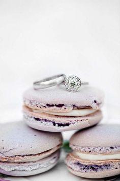 round diamond vintage wedding engagement rings