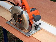 How to Build a Simple Circular Saw Guide