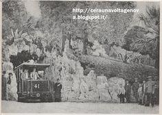 Tramway at Piazza Corvetto