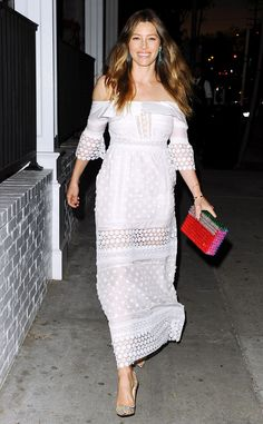 Jessica Biel from The Big Picture: Today's Hot Pics | E! Online