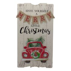 Christmas Clock, Christmas Wood Crafts, Rustic Christmas Ornaments, Merry Little Christmas, Christmas Canvas, Vintage Christmas, Christmas Decorations, Holiday Decor, Christmas Ideas
