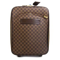 135b9a47e96f Labellov Louis Vuitton Damier Ebene Pegase 45 Rolling Luggage ○ Buy and Sell  Authentic Luxury