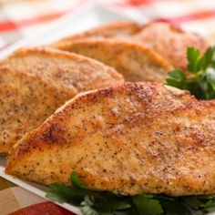 Golden Chicken Cutlets