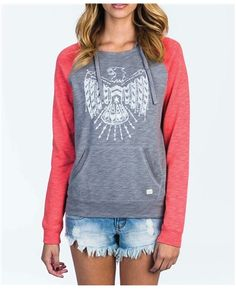 Billabong Have It All Hoodie - Grey Heather - J6083HAV | Billabong US.    Want!!!!