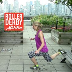 Pre-Hab! Stability Training Workout - Roller Derby Athletics