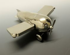 Cocktail Shaker Art Deco Airplane Germany 1930 | eBay