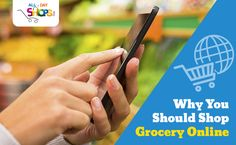 Why You Should Shop Grocery Online.