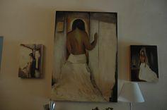 Spose.  Dipinti di Rita Pedullà