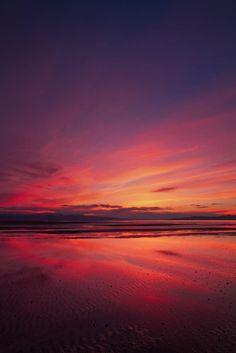Sunset Great Salt Lake by Scott Stringham