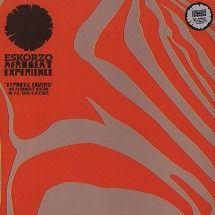 """Eskorzo Afrobeat Experience / Hypnotic Covers EP Red Hot Chili Peppersの """"Give It Away"""" アフロカバー!!!! フロアで早くかけたもん勝ち!!  以上!!!! という訳にはいかないのでww  スペイン南部主要都市グラナダで活動中の8人組みアフロ・ビート・バンド  Eskorzo Afrobeat Experienceのデビューアルバム。 せこい一枚ですねぇ(*´*`●) バリトンに女子はインパクトありますし! 漆黒グルーヴが胃にガツッとくるお腹いっぱいの一枚。 PV の絶妙なパクリ感がいい!!"""