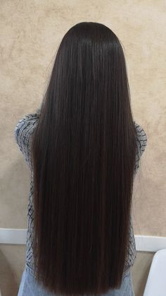 4c Natural Hair, Natural Hair Styles, Long Hair Styles, Long Hair V Cut, Underhand Braid, Hair Levels, Long Indian Hair, Haircuts Straight Hair, Long Hair Video