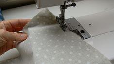 Kroužek šití: Fotonávod na pytlík Horn, Sewing, Dressmaking, Couture, Stitching, Horns, Sew, Costura, Antlers