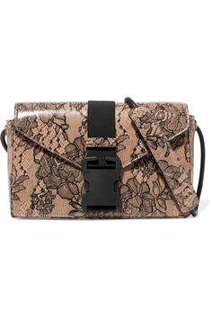 Shop on-sale Christopher Kane Printed leather shoulder bag. Browse other discount designer Shoulder Bags & more on The Most Fashionable Fashion Outlet, THE OUTNET.COM