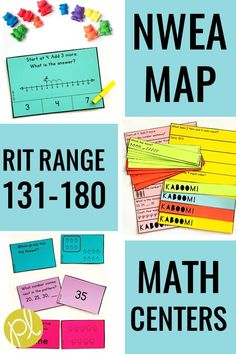 Here are math center